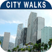 Miami Walking Tours and Map