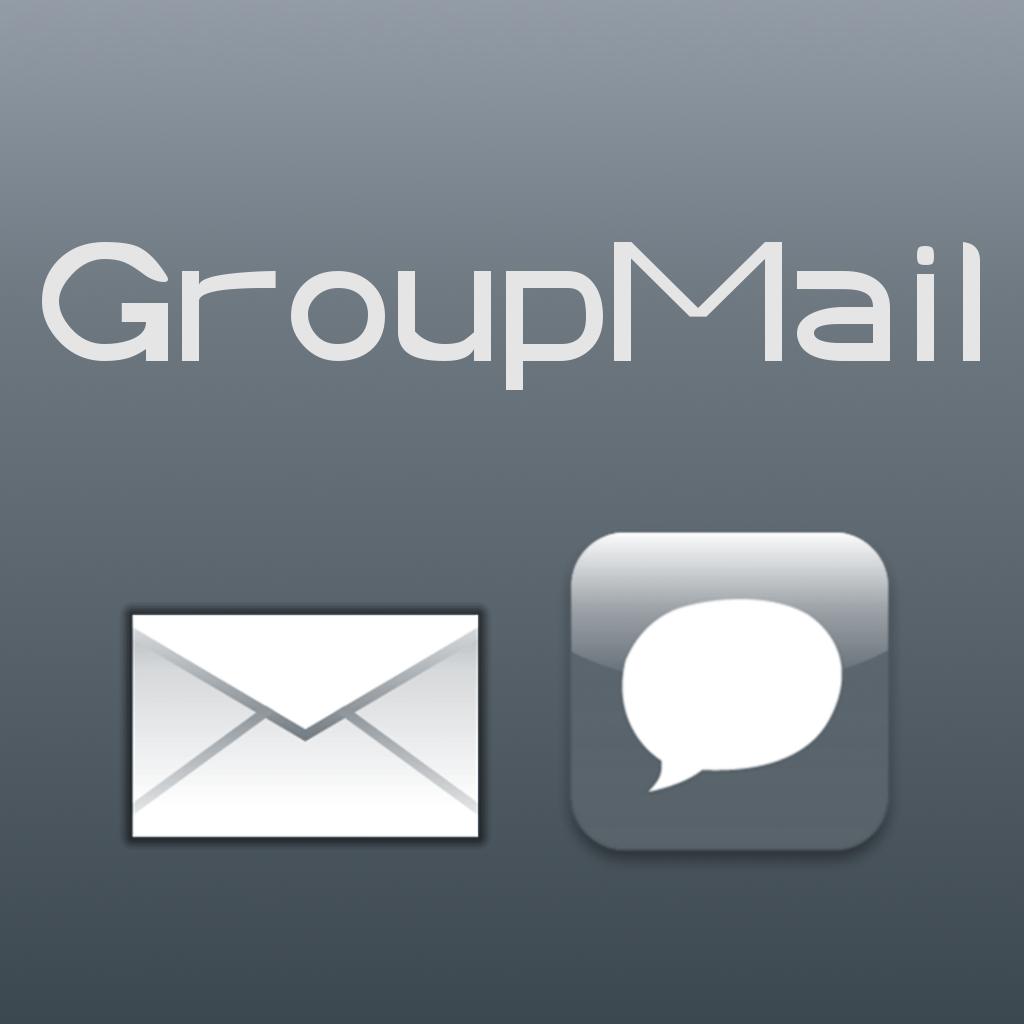 一斉送信/アド変メールならGroupMail(送信制限を回避できます)